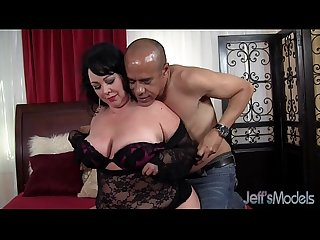 Hot bbw milf alexis couture pleases this guy s cock