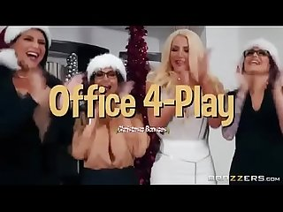 Office 4 play christmas bonuses full on zzerz com