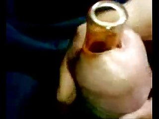 Omnibus urethra battery toothbrushr finger bottle