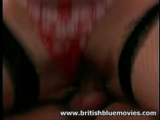 Kirstyn halborg british retro pornstar anal