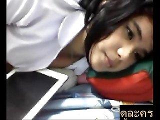 Amateur thailander