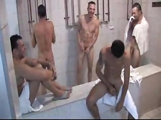 Brazilian gay showers