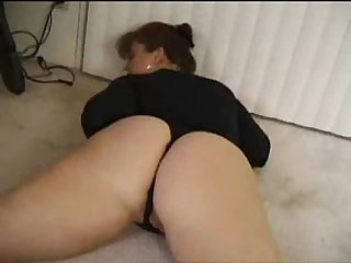 Plumper loves cock and gets cum on her face