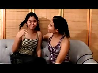 Pinay 2 batambata threesome
