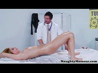Oily massage beauty Ashley graham pounded