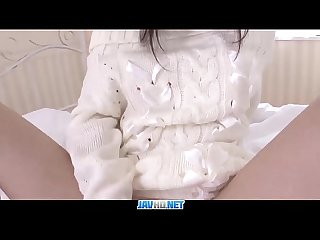 Subtitles japanese teen arisa nakano feels big dick