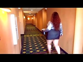 Bbw sexy legs good walk in high heels from desirebbws com