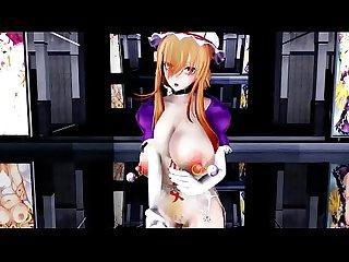 3d Mmd elect by yukari yakumo 3d cartoon Sex game