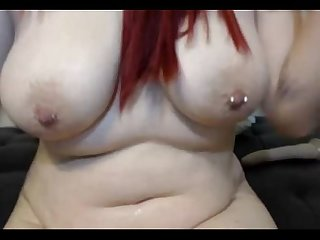 Sexy chubby redhead squirt on webcam Girls Live: www.freewebcams69.com