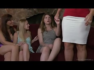 Virgin teen and her friend's mommy - Alura Jenson, Scarlett Fever