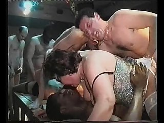 Bbw mature group sex