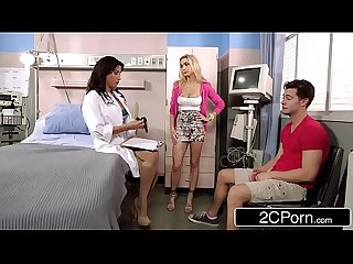 Stepmom Devon Brings Her Stepson to Doctor Lezley Zen For a Special Treatment
