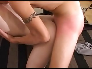 She s new at work and she must test her cock s colleague