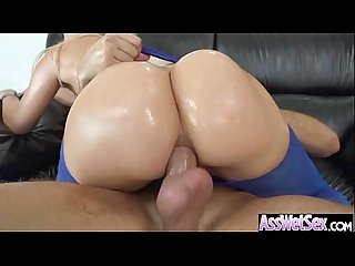 Anal sex tape with curvy big ass oiled girl lpar anikka albrite rpar Vid 23