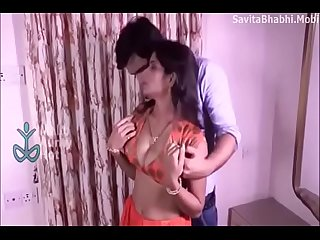 Hair Smelling - Bhabhi Devar And Husband