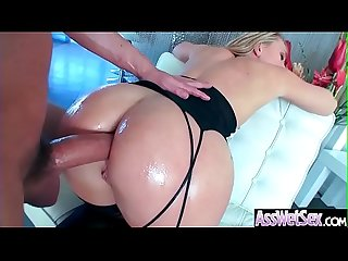 Slut Big Ass Girl (AJ Applegate) Love Deep Anal Hard Sex video-02