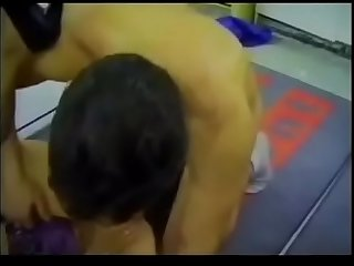 Desi Bhabhi boobs press hardly