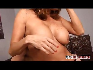 Milf tara holiday fucked by her sons friend