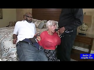Sally D' Angelo #Religion #Big-Tits #N-word #MILF