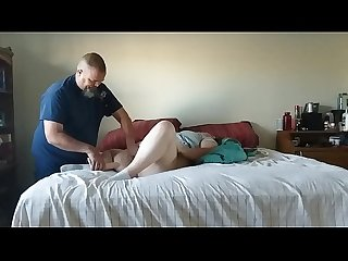 Sleeping bbw wife is a good fuck