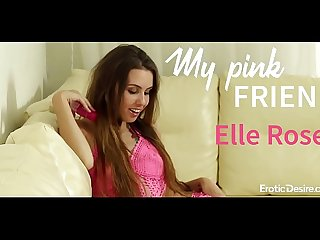 Elle Rose - My pink friend. Oficial trailer.