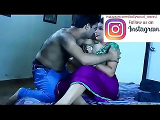 Devar Bhabi hot Romance sex by trick