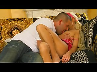 Hot blondie Lily Pinkerton being fucked hard