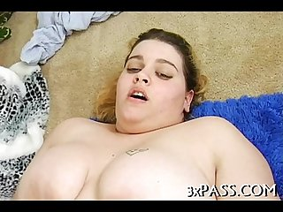 Big nice looking woman porno