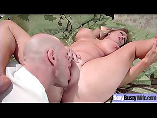 Hard Style Sex Practice On Cam By Big Round Tits Housewife (Darla Crane) video-12