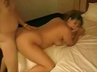 Nikki's first full hardcore porn shoot