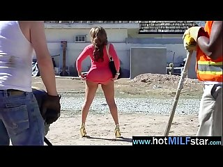 Nasty Wild Milf (richelle ryan) In Front Of Camera Act Like A Star video-28