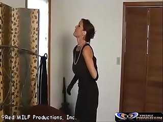 Mom blackmails by son after a bad husband videos vintagepornbay com