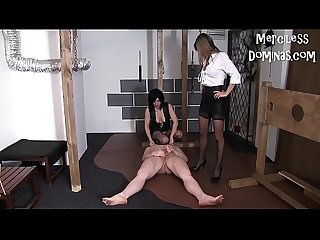 Mixed Torture - Madame Anita and Madam Caramelle Having fun