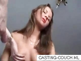Casting Pretty Russian Teen - 2 hard cocks.-Visit REALMASSAGEHEAVEN.TK for CAMS of..