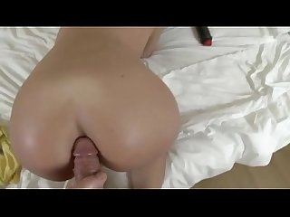 She loves getting fucked with her boyfriends hard dick