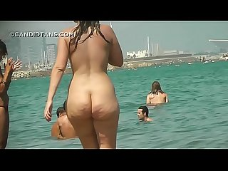 Exclusive nude beach and topless HD videos!