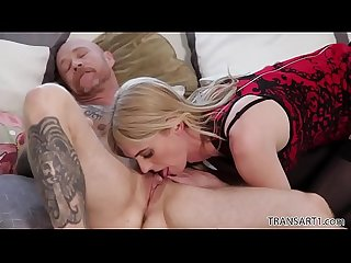 Softer Side - Buck Angel and Mandy Mitchell