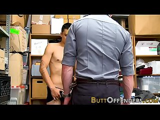 Teen asian shoplifter