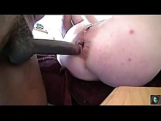 Bbw analcreampie N squirting