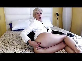 Boss S wife playing with her pussy ass more at moistcamgirls com