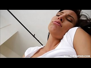 Stepsister aidra fox fucked by her brother
