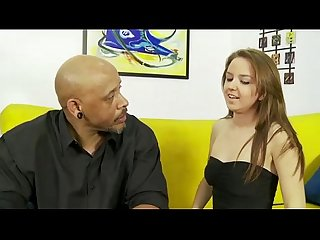 Real new step daughter suck on dick