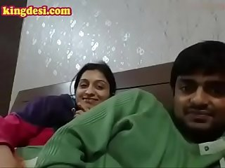 Desi couple home made fuck