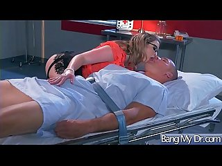 Sex Adventures On Tape With Doctor And Horny Patient (Sunny Lane) vid-26