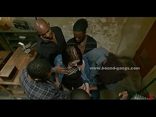 Lady brutal sado maso gang bang sex