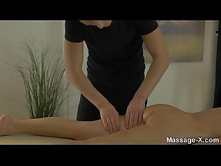 Massage-X - Evening of sensual pleasures Jana Q Leda
