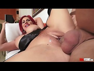 Latin MILF Savana Styles Gets Filled with Big Dick