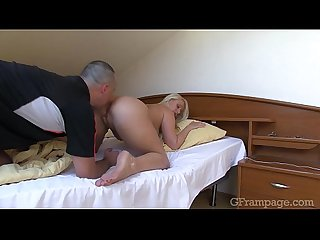 GFRAMPAGE.COM: GINGER-HEAD GIRL GETS BANGED UP HER BOOTYKINKY YOUNG FOX GETS SCREWED..