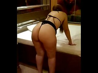 My curvy brazilian wife is my sex toy xhamster com