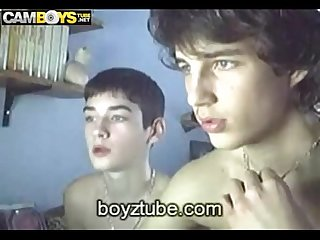 Brothers on cam